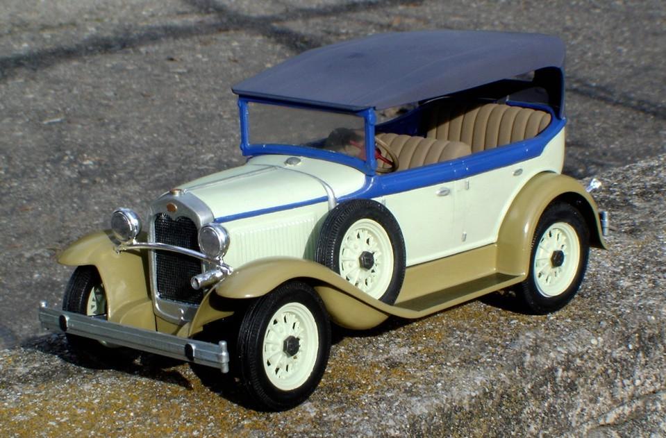 Ford A Phae 1