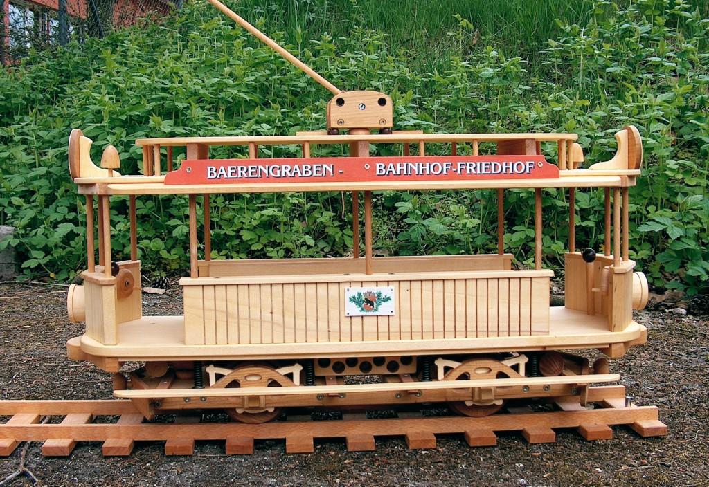 Tram Spurk.