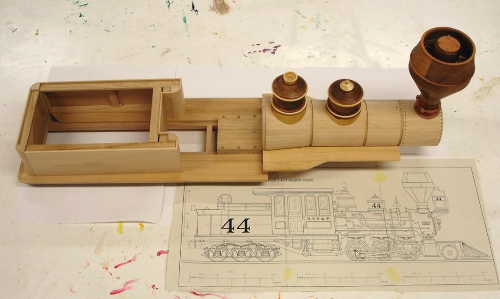 52 Tend auf Rahmen 1